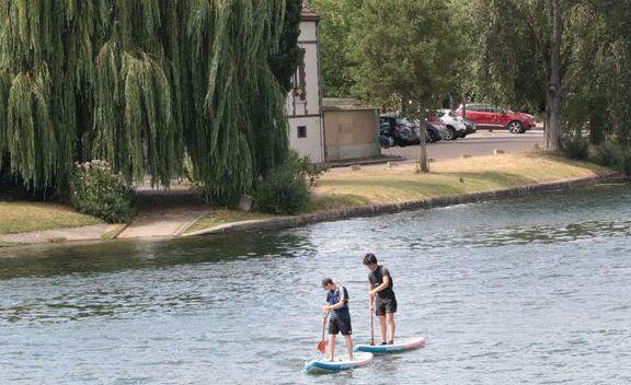 14 juillet paddle