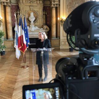 voeux 2021 vidéo Marie-Louise Fort
