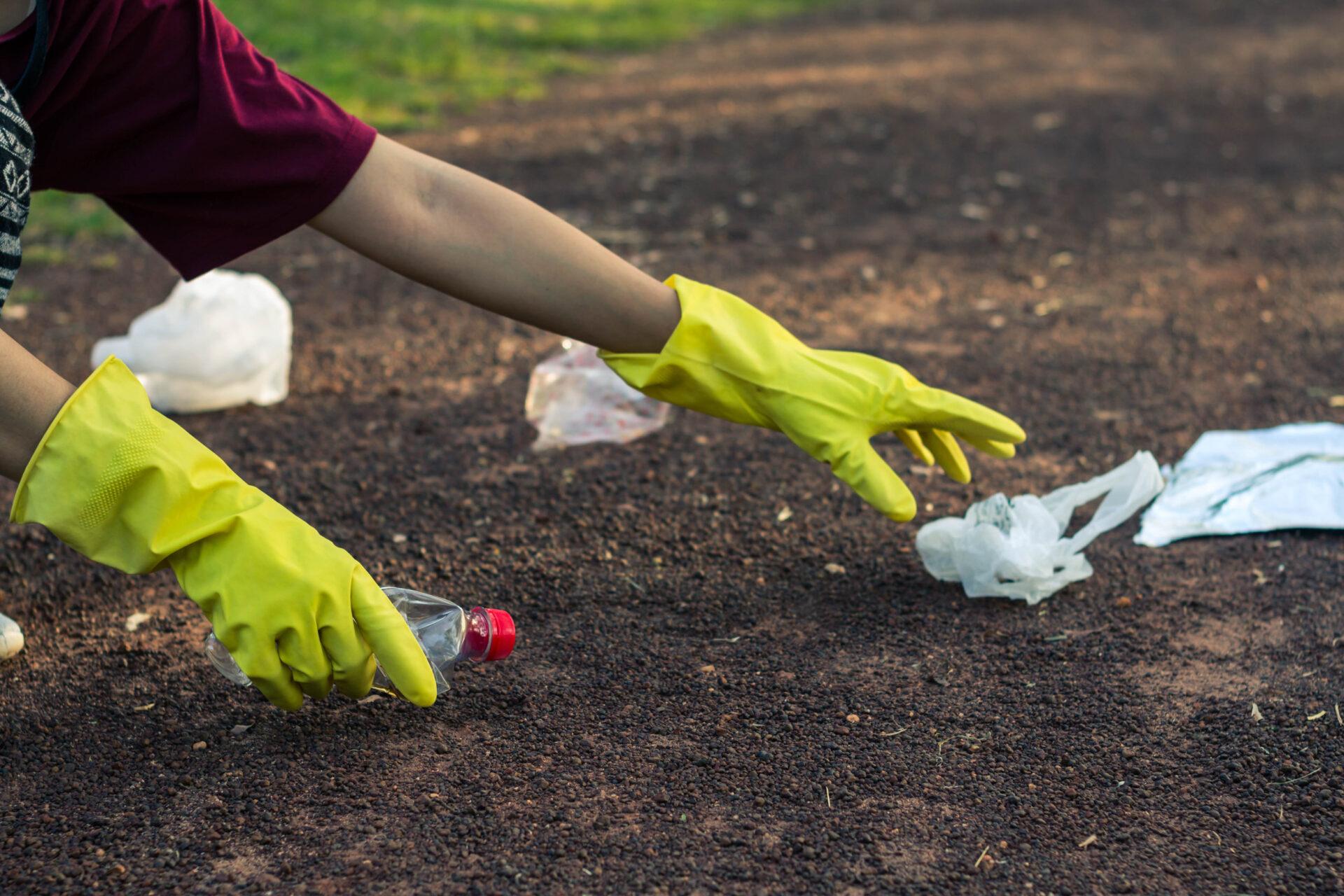 ramassage déchets world cleanup day Sens